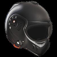Мотошлем ROOF Boxer V8 Full Black черный мат 56 (S)