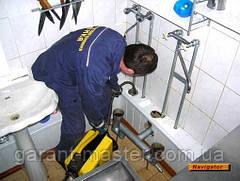 Прочистка канализации по городу и области