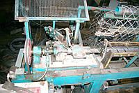 Станок полуавтомат для изготовления сетки Рабица