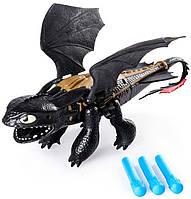Дракон-бластер Беззубик, Dragon's (Spin Master)