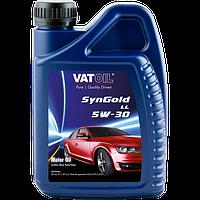 Моторное масло синтетика VatOil SynGold Plus 5w30 (ACEA A1/B1, A5/B5, C2) 1L