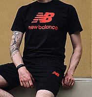 Футболка мужская New Balance
