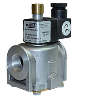 Электромагнитный клапан газовый MADAS M16/RMС N.C. DN 15 (муфтовый) 6 бар
