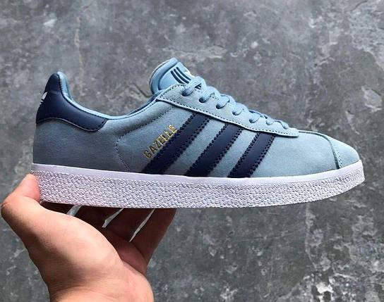 Женские кроссовки в стиле Adidas Gazelle, фото 2