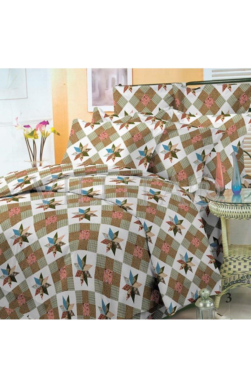 Стеганое покрывало на кровать Вилюта 3
