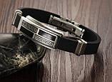 Мужской браслет Primo Zigzag, фото 2