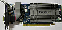 ZOTAC 8400GS 512Mb/GDDR3/64bit/DVI/HDMI/VGA (низкопрофильная)