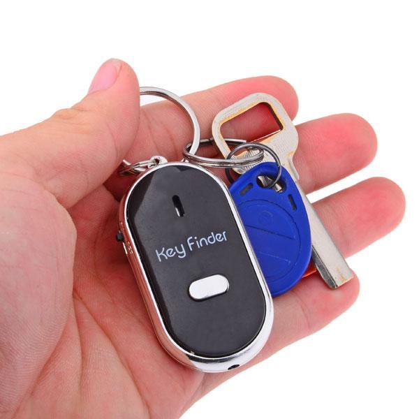 """Брелок для поиска ключей """"KEY FINDER"""" черные"""