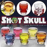 """Стопка с черепом - """"Shot Skull"""" - 1 шт."""