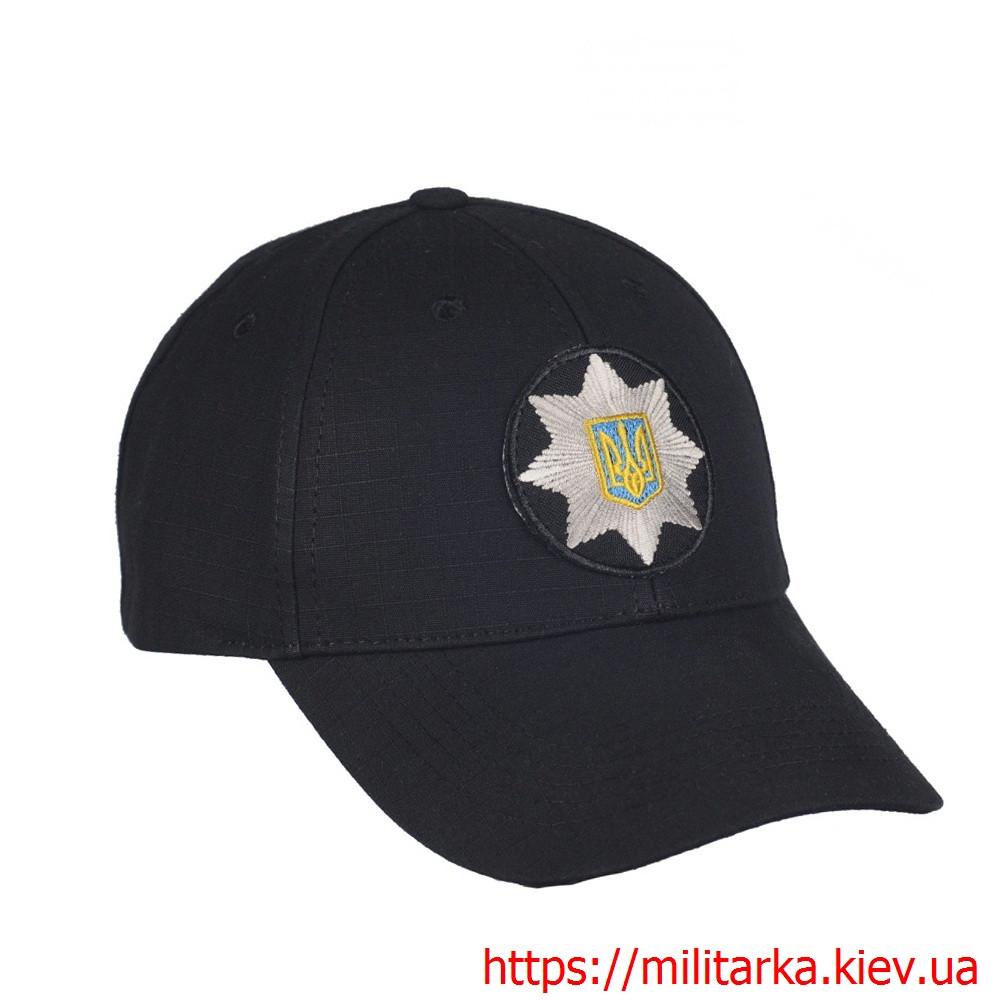 Кепка бейсболка M-Tac Полиция кокарда