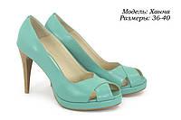 Туфли на шпильке, фото 1