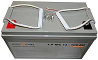 Logicpower LP-MG 12V 100AH silver, фото 1