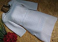 Платье из набивной ткани Кристалы сваровски 3471 44р