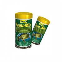 Корм для водных черепах TETRA (Тетра) ReptoMin гранулы, 1 л/270г