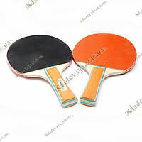 Набор для настольного тенниса (пинг-понг) + шарики и сетка, фото 1
