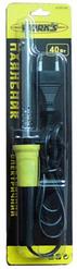 Паяльник ручной Works W30740 (мощность 40W)
