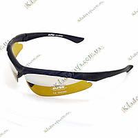 Очки для водителей, Антифары ALIOD полуоправа, фото 1