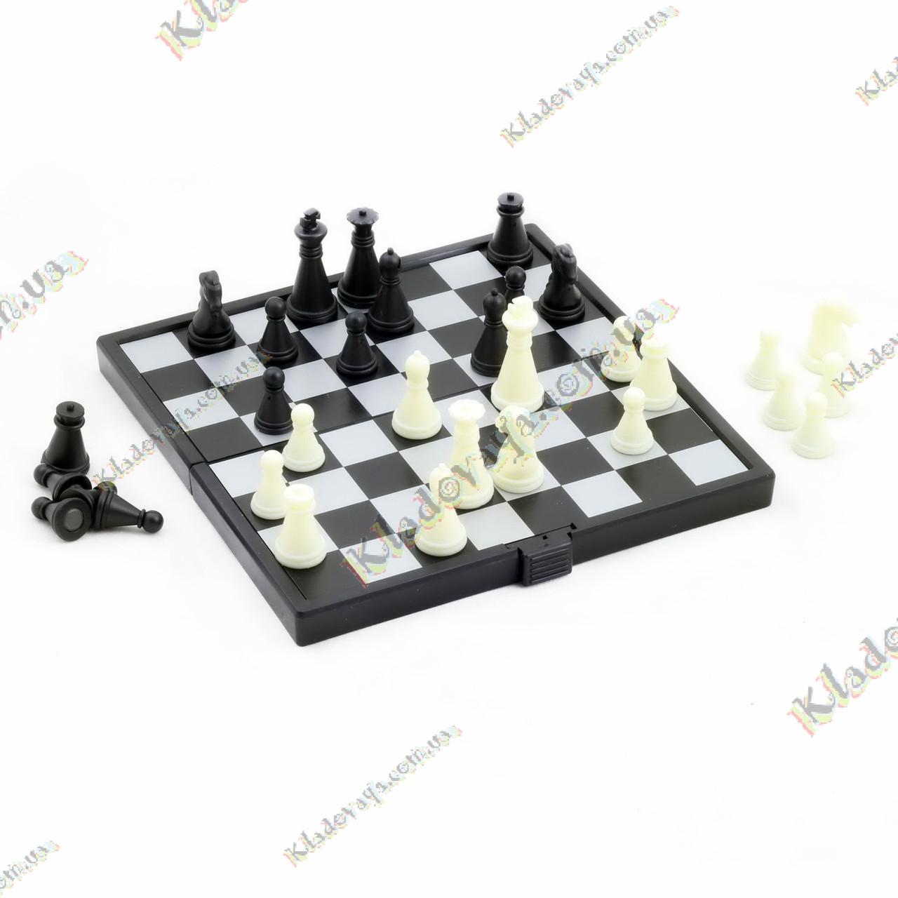 Шахматы набор на магнитах, фото 1
