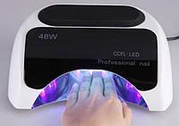48 Ватт, гибридная CCFL+LED ультрафиолетовая лампа со встроенным датчиком (сенсором)