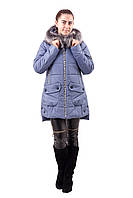 Женская зимняя куртка размеры 42-50 SV 316