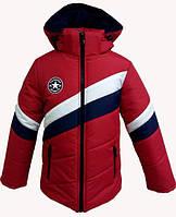 Супер модная тёплая зимняя куртка для мальчиков,возраст 5-14 лет,цвета разные S488