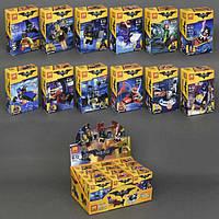 "Конструктор Lele 34012 (аналог Lego The Batman Movie) ""12 фигурок"""