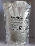 """Горячий шоколад черный Cioccolato Nero """"Santa"""" ГУСТОЙ / 50 порций"""