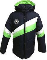 Супер модная тёплая зимняя куртка для мальчиков,возраст 5-14 лет,цвета разные S489