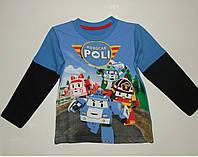 Реглан на мальчика Poli  Турция 3-6 лет.