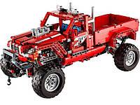 Конструктор Decool 3362,аналог Lego Technic 42029,Тюнингованный пикап 2в1