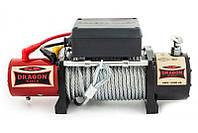 Лебедка электрическая автомобильная Dragon Winch DWM 12000 HD
