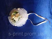Бутоньерки свадебные