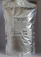 """Горячий шоколад белый Cioccolato Bianca """"Santa"""" ГУСТОЙ / 50 порций"""