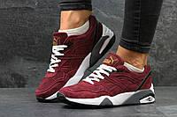 Трендовые кроссовки Puma Trinomic, для подростков