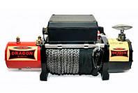 Лебедка электрическая автомобильная Dragon Winch DWM 12000 HDS