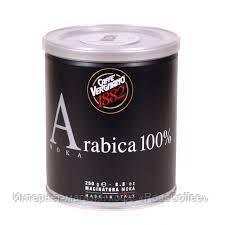 Кофе молотый  Vergnano Moka 250 г в банке