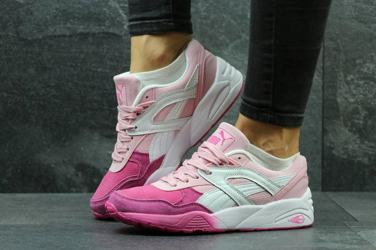 921177a184bd Подростковые спортивные кроссовки из замша, на пене, от фирмы - Puma, не  дорого