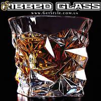 """Стакан-бриллиант - """"Ribbed Glass"""", фото 1"""