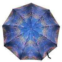 Женский зонт (цветной, атлас)