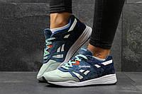 Модные подростковые кроссовки со шнурами, от фирмы - Reebok