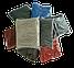 Шарф хомут женский м 8315/мелкая сетка, разные цвета, фото 2