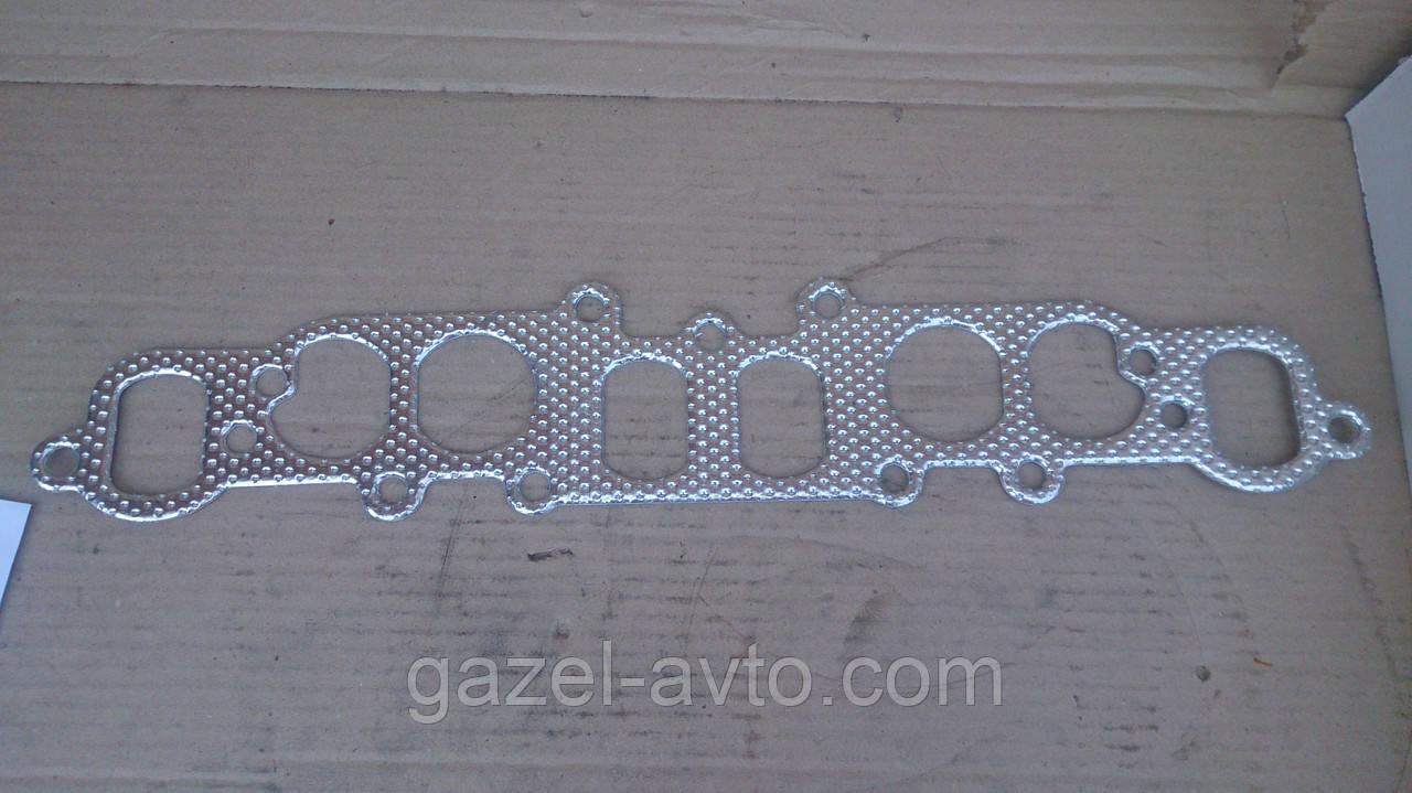 Прокладка коллектора Газель Бизнес,УАЗ дв.4216,4213 металлизированая (пр-во Россия)