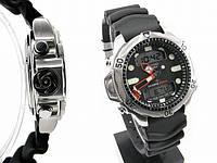 Мужские часы CITIZEN JP1010-00E оригинал