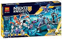 Конструктор Bela 10594 Nexo Knight (аналог Lego 70359) Ланс против Монстра-молнии