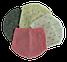 Шапка вязанная для девочек м 7007, разные цвета, фото 2