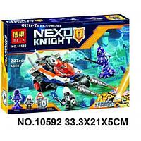Конструктор Bela 10592 Nexo Knight (аналог Lego 70348) Турнирная машина Ланса