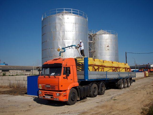 Перевозка минеральных удобрений в Никополе