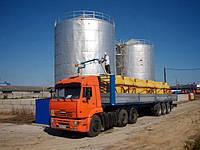 Перевозка минеральных удобрений в Кривом Роге