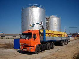 Перевозка минеральных удобрений в Броварах