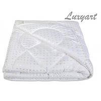 Одеяло Лебяжий пух ТИК, 100%, хлопок, 180х210 см